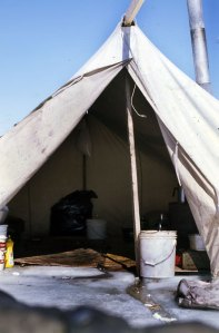 tent-clean