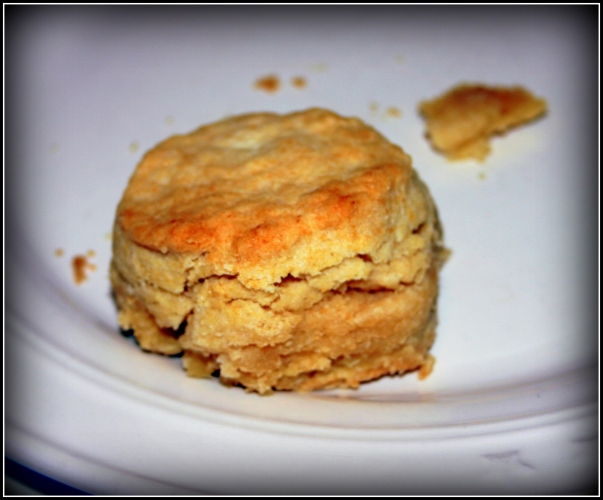 That's the Way the Biscuit Crumbles?