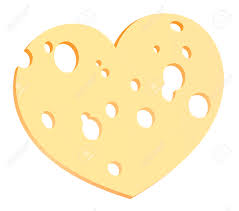 Swiss Cheese heart